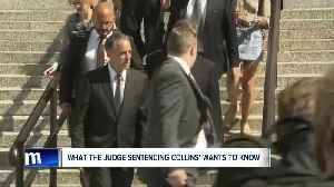 What the Judge sentencing Chris Collins wants to know [Video]