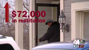 Judge orders KC roofer to pay more than $91,000 in restitution, fines [Video]