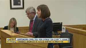 Sentencing expected for Livingston County Judge Theresa Brennan [Video]