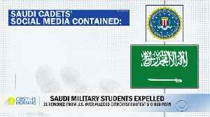 21 Saudi military students expelled from US for alleged ties to radical extremism and child porn [Video]
