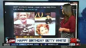 Happy Birthday Betty White! [Video]