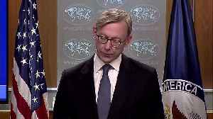 Tehran's threats will isolate it more: State Dept. [Video]