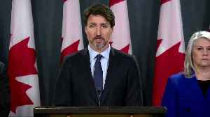 News video: Black boxes from Iran crash should be sent to France -Trudeau
