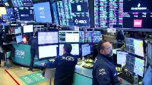 News video: Wall Street hits new highs