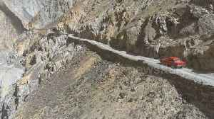Fasten your seat belt! Driving Pakistan's most dangerous road is not for the faint-hearted [Video]