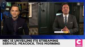 NBC to Unveil Its Streaming Service Peacock [Video]