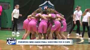 Pink power in Pembroke for Shooting for a Cure fundraiser [Video]