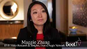 Dentsu's Maggie Zhang: ACR Creates a 'More Relevant Experience' [Video]