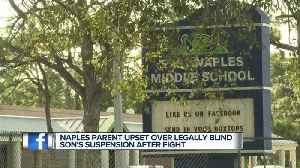 Video of school fight has a Naples parent outraged [Video]