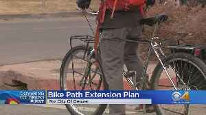 Denver To Add 125 Miles Of Bike Lanes To City Streets [Video]