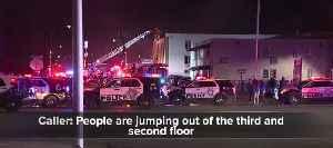 911 calls from Alpine Motel Apartment fire in Las Vegas [Video]