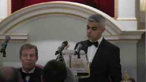 Sadiq Khan warns against 'anti-London' agenda [Video]