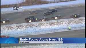 Body Found In Hwy. 169 Median In Shakopee [Video]