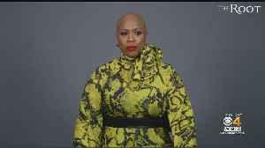 Ayanna Pressley Shares Struggle With Alopecia [Video]