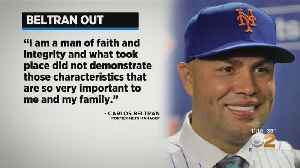 Mets Part Ways With Manager Carlos Beltran [Video]