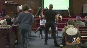 Self-Defense Seminars Teaching Jewish Community Members To Fight Back If Necessary [Video]