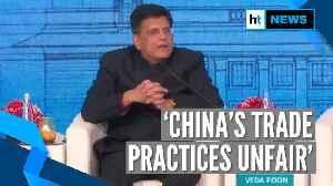 'RCEP was not a partnership among equals': Piyush Goyal at Raisina Dialogue [Video]