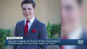Family's fight to get better access to mental healthcare echoed by governor [Video]