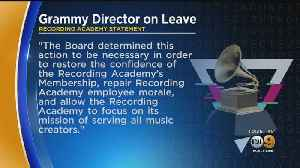 Grammys Chief, Accused Of Misconduct, On Leave 10 Days Before Awards Show [Video]