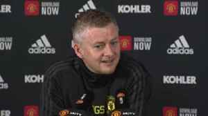 Ole: I won't hold my breath on Rashford [Video]