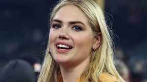 Kate Upton struggled to breast-feed newborn daughter [Video]