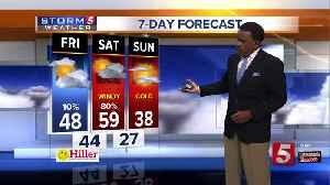 News video: Lelan's early morning forecast: Friday, January 17, 2020