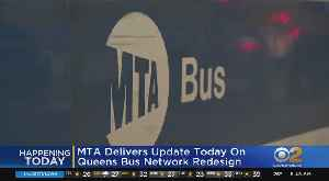 MTA Update On Queens Bus Routes [Video]
