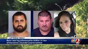 Father-in-law of murdered Osceola mother due back in court [Video]