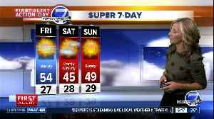 Friday Super 7-Day Forecast [Video]