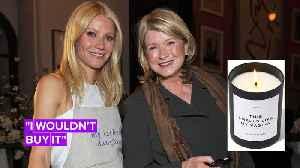 Martha Stewart accuses Gwyneth Paltrow of being attention-seeking [Video]