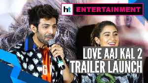 Kartik Aaryan's crush at Sara Ali Khan and Valentine's Day plan | Love Aaj Kal 2 [Video]
