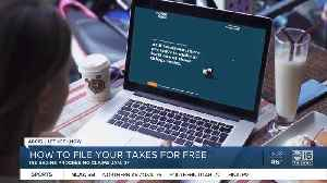 News video: How to file your 2019 taxes for FREE!