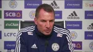 Rodgers: Burnley still 'very dangerous' [Video]