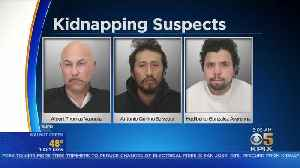 San Jose Police Arrest 3 In Kidnapping, Sexual Assault Of Teen Girl [Video]
