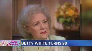 Happy 98th Birthday, Betty White! [Video]