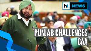 Watch: After Kerala, Punjab passes resolution against Citizenship Act [Video]