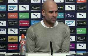 News video: Guardiola praises Hodgson's longevity, doesn't think he'll be coaching at that age