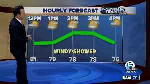 South Florida Friday afternoon forecast (1/17/20) [Video]