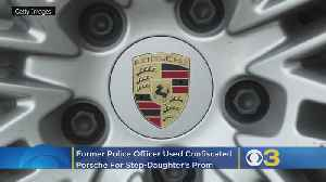 Former Philadelphia Police Officer Pleads Guilty To Using Confiscated Porsche For Stepdaughter's Prom [Video]