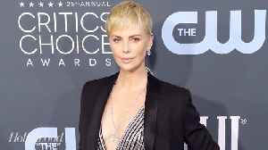 Charlize Theron Reveals Her Kids Aren't Impressed With Oscar Nominations | THR News [Video]