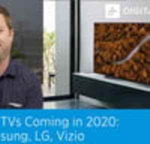 The Best TVs Coming in 2020 | TCL, Samsung, LG, Vizio [Video]