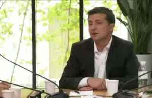 Ukraine PM gets second chance after audio leak [Video]