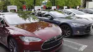 News video: Tesla Sudden Acceleration Allegations Being Reviewed by U.S. Government