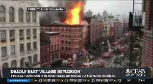 Owner, Contractor, Plumber Each Get Up To 12 Years In Prison For Deadly East Village Gas Explosion [Video]