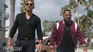 'Bad Boys for Life' Earned $6.4M in Previews | THR News [Video]