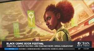 Black Comic Book Festival Returns To Brooklyn [Video]