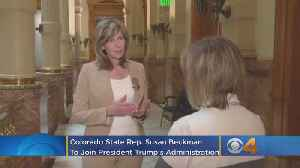 Colorado State. Rep. Susan Beckman To Join Trump Administration [Video]