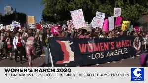 Women's March Organizers Hope Election Will End the Need for the Movement [Video]