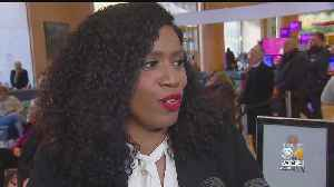 Rep. Pressley Grateful For Outpouring Of Support [Video]
