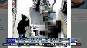 Police need help identifying armed robbery suspect [Video]